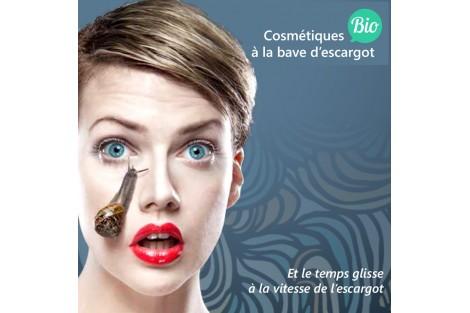 Anti Age : Melle Agathe, soin à la bave d'escargot