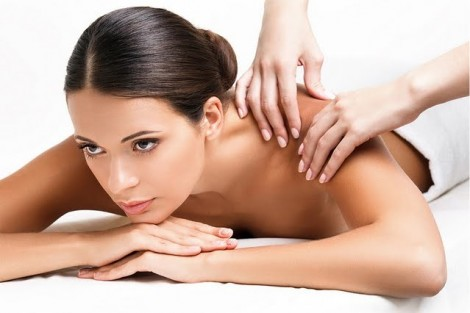 Massage crâne, visage, nuque