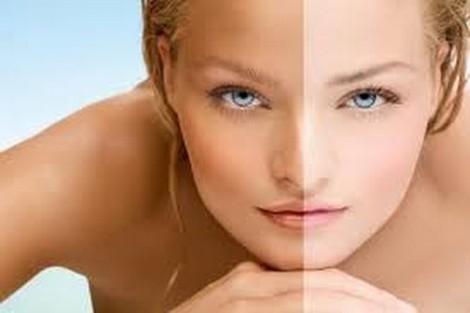 Bronzer sans UV, corps et visage